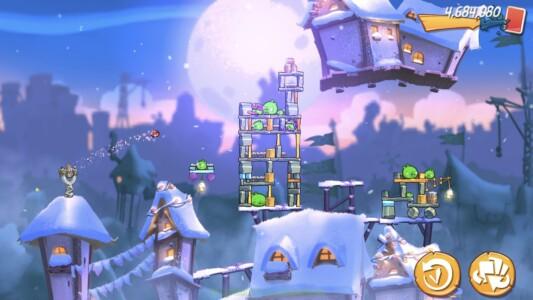 Angry Birds 2 (Энгри Бердз) скриншот 1