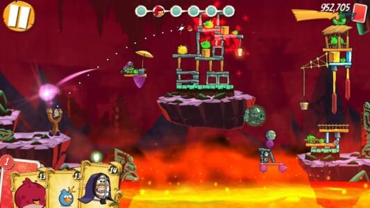 Angry Birds 2 (Энгри Бердз) скриншот 3