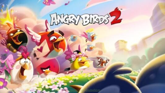 Angry Birds 2 (Энгри Бердз) скриншот 6