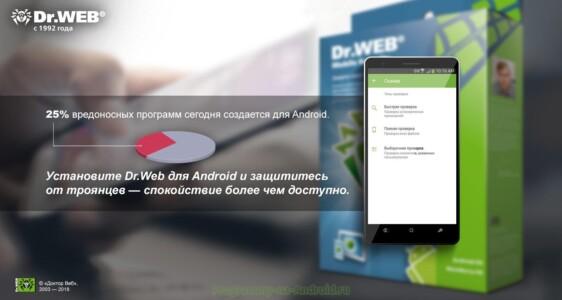 Антивирус Dr.Web Light скриншот 1