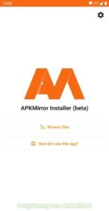 APKMirror Installer скриншот 1