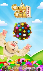 Candy Crush Saga скриншот 5