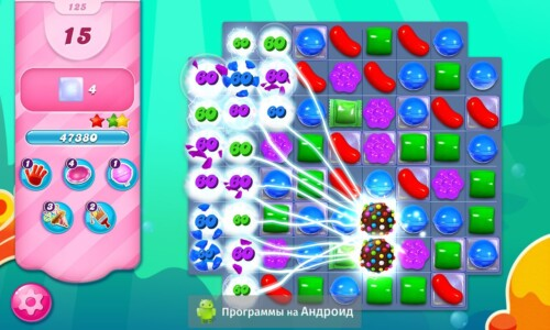 Candy Crush Saga скриншот 8