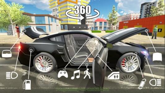 Симулятор Автомобиля 2 скриншот 1