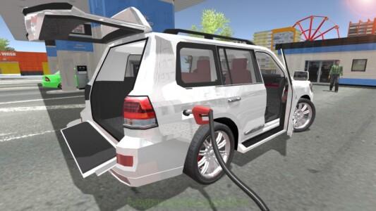 Симулятор Автомобиля 2 скриншот 4