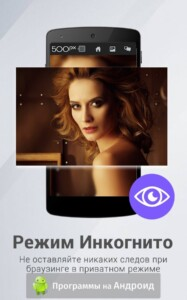 Dolphin Browser скриншот 6