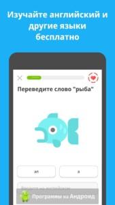 Duolingo (Дуолинго) скриншот 3