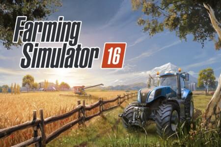 Farming Simulator 16 скриншот 1