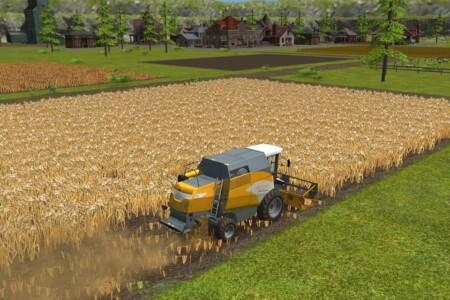 Farming Simulator 16 скриншот 2