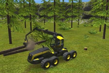 Farming Simulator 16 скриншот 3