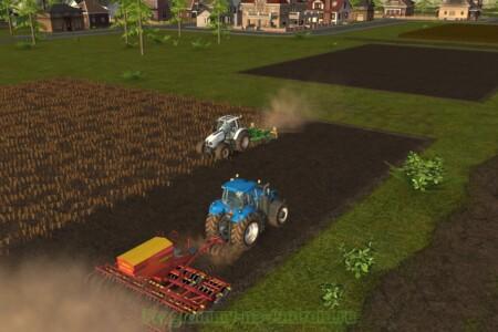 Farming Simulator 16 скриншот 4