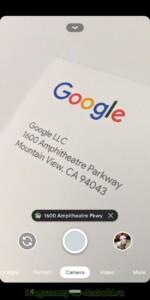 Google Камера скриншот 5