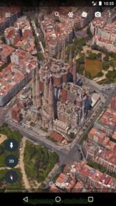 Google Earth скриншот 3