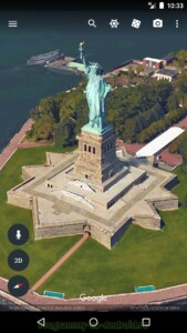 Google Earth скриншот 4