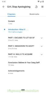 Google Play Книги скриншот 5