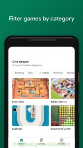 Google Play Игры скриншот 4