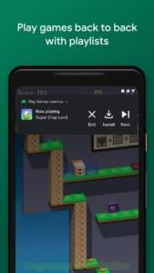 Google Play Игры скриншот 5