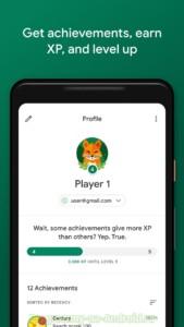 Google Play Игры скриншот 6