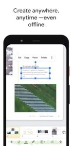 Google Презентации скриншот 5