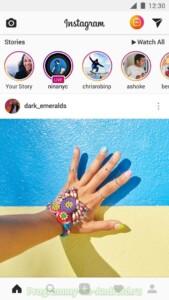 Instagram (Инстаграм) скриншот 1