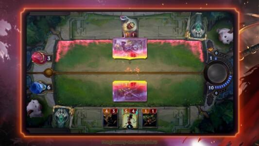 Legends of Runeterra скриншот 5