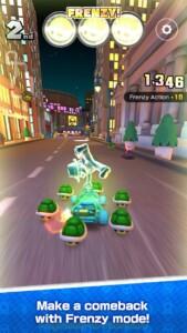 Mario Kart Tour скриншот 6