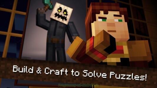 Minecraft: Story Mode скриншот 3