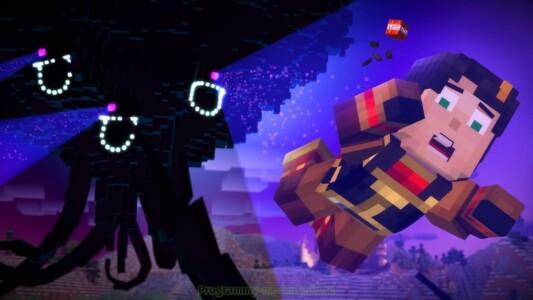 Minecraft: Story Mode скриншот 6