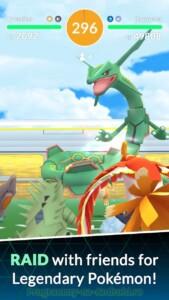 Pokemon GO скриншот 2