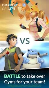 Pokemon GO скриншот 4