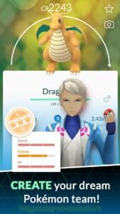 Pokemon GO скриншот 5