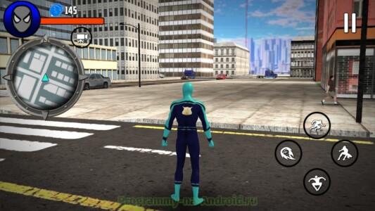 Power Spider 2 скриншот 1