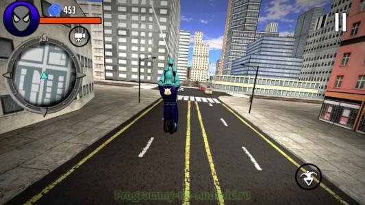 Power Spider 2 скриншот 2