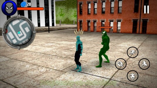 Power Spider 2 скриншот 7