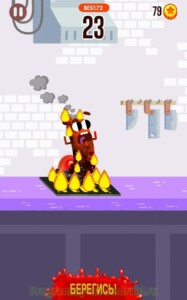 Беги, сосиска, беги! скриншот 2