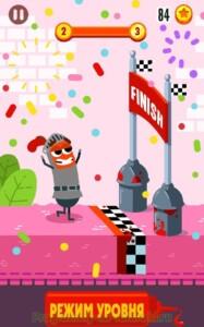 Беги, сосиска, беги! скриншот 7
