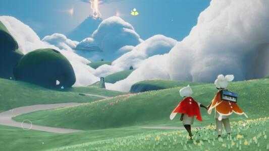 Sky Дети Света скриншот 3