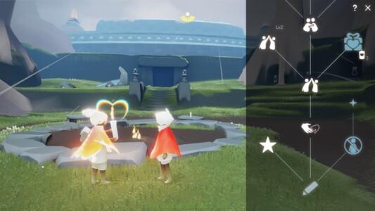 Sky Дети Света скриншот 4