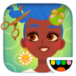 Toca Hair Salon 4 для Андроид