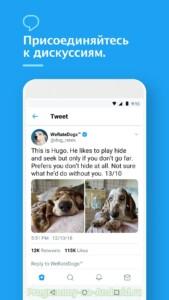 Твиттер скриншот 3