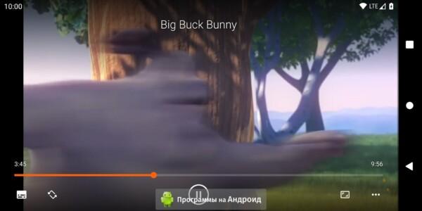 VLC (ВЛС плеер) скриншот 2