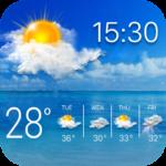 Прогноз погоды для Андроид