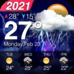 Прогноз погоды и виджет для Андроид