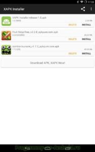 XAPK Installer скриншот 8