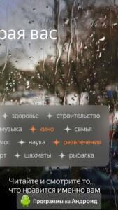Яндекс.Дзен скриншот 2